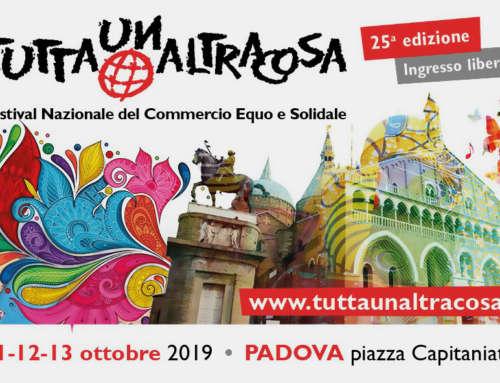 Tuttunaltracosa – Festival Nazionale del Commercio Equo e Solidale