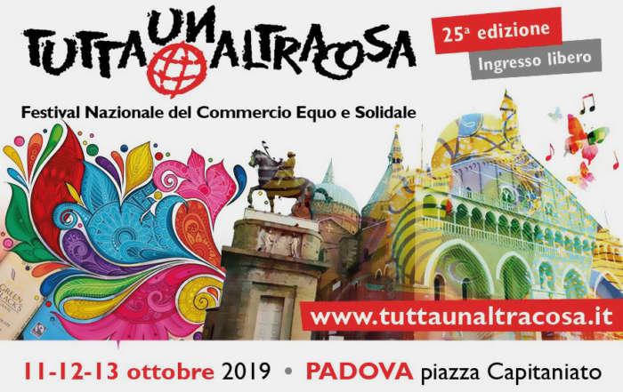 Tuttunaltracosa - Festival Nazionale del Commercio Equo e Solidale