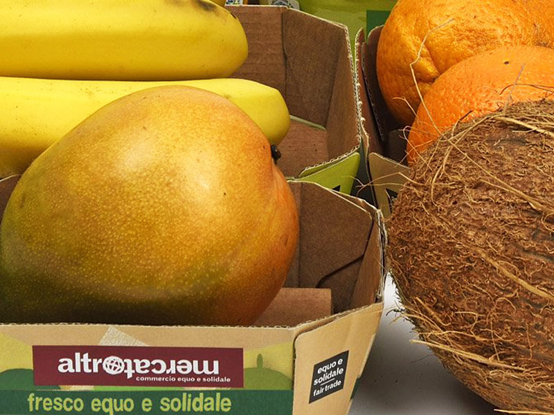 Commercio equo solidale Padova - Frutta