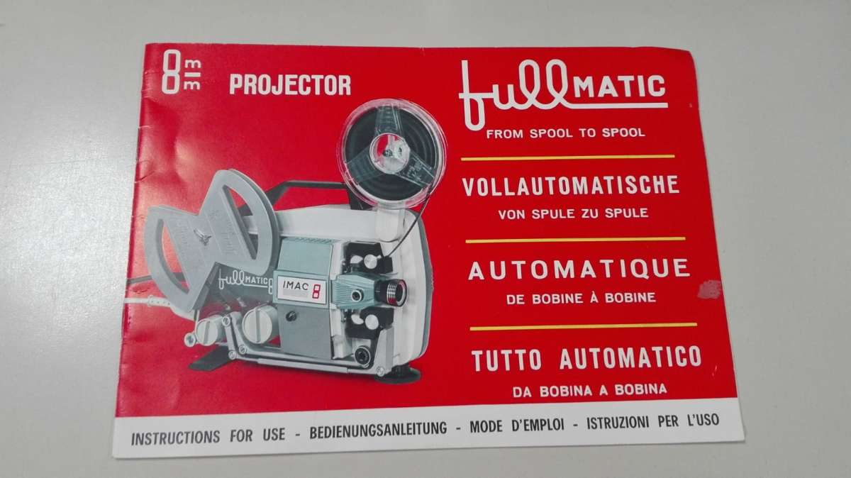 Proiettore Fullmatic8