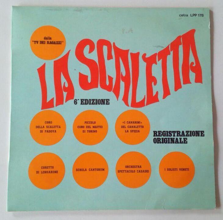 Disco La Scaletta