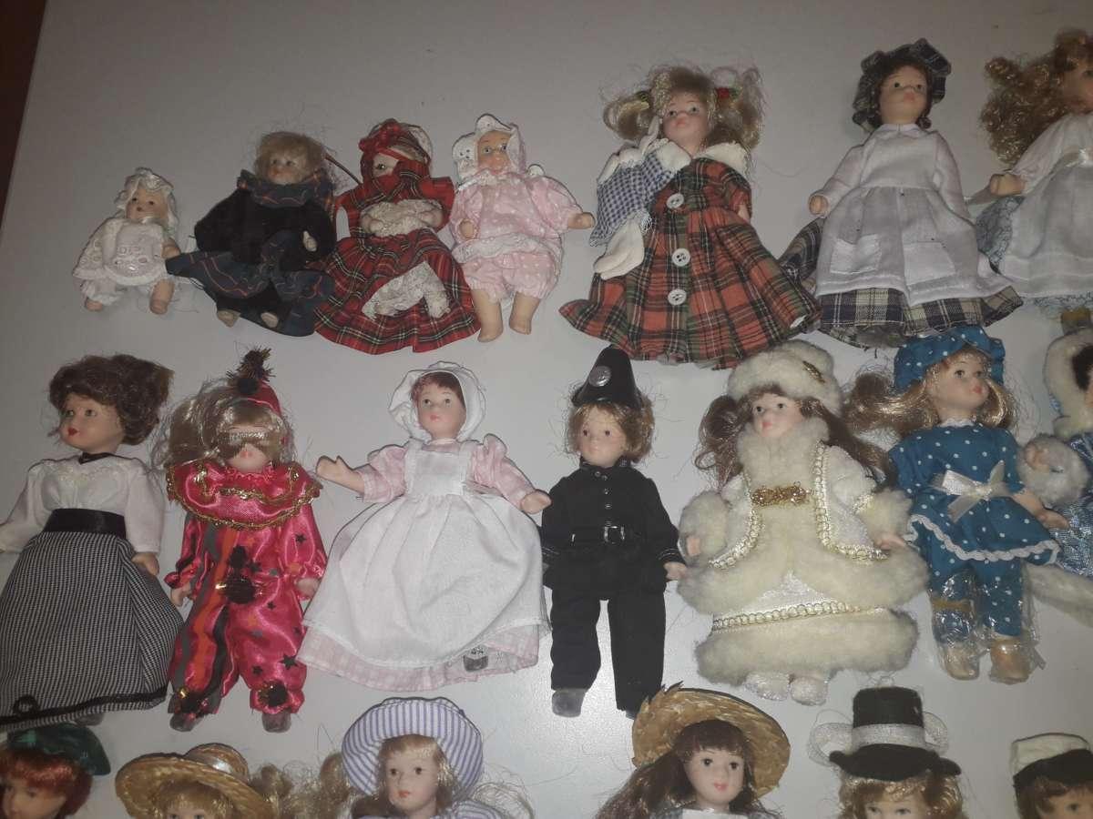 Bambole porcellana