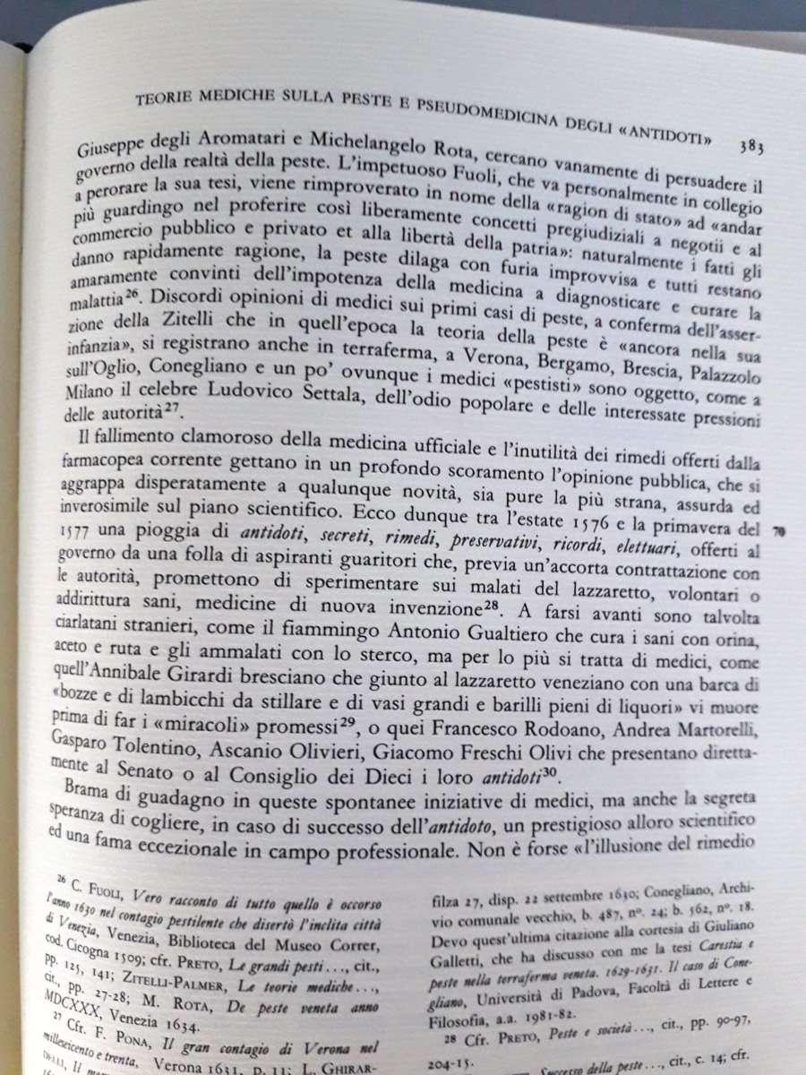 Storia della cultura Veneta