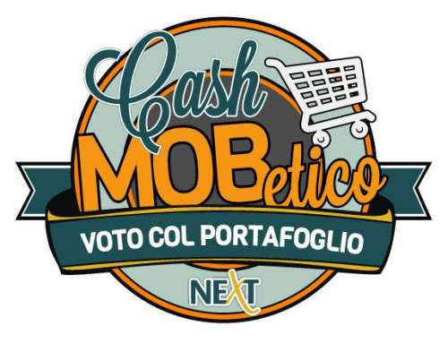 Cash Mob Etico con NeXt