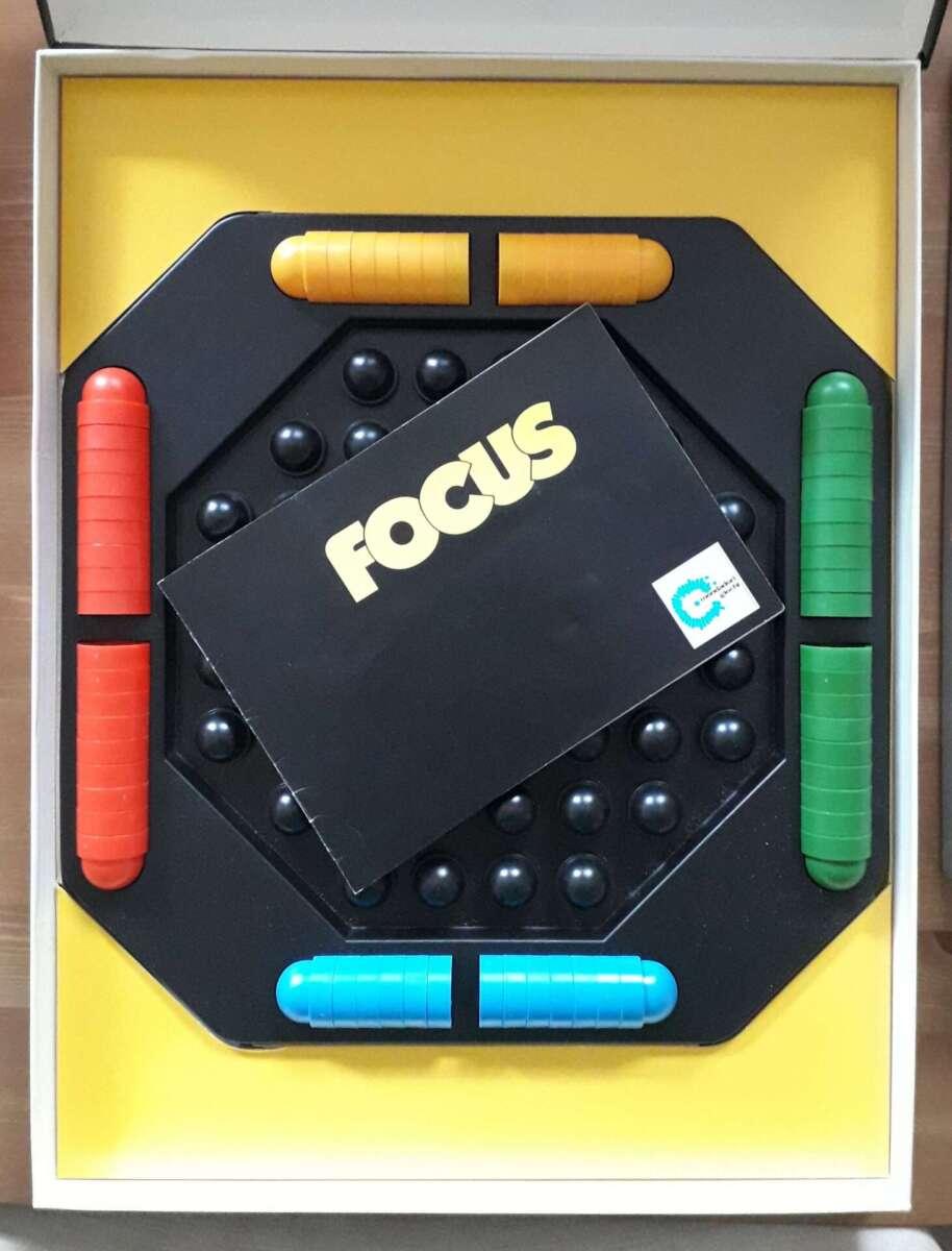 Focus - gioco