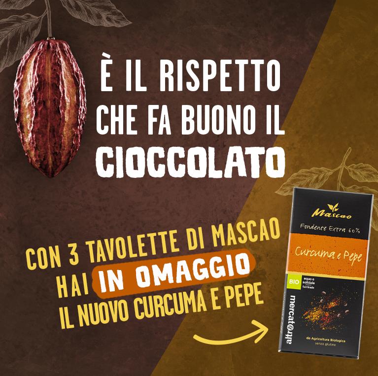 è il rispetto che fa buono il cioccolato