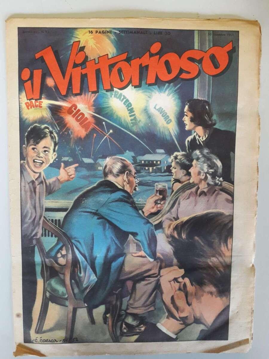 rivista Vittorioso