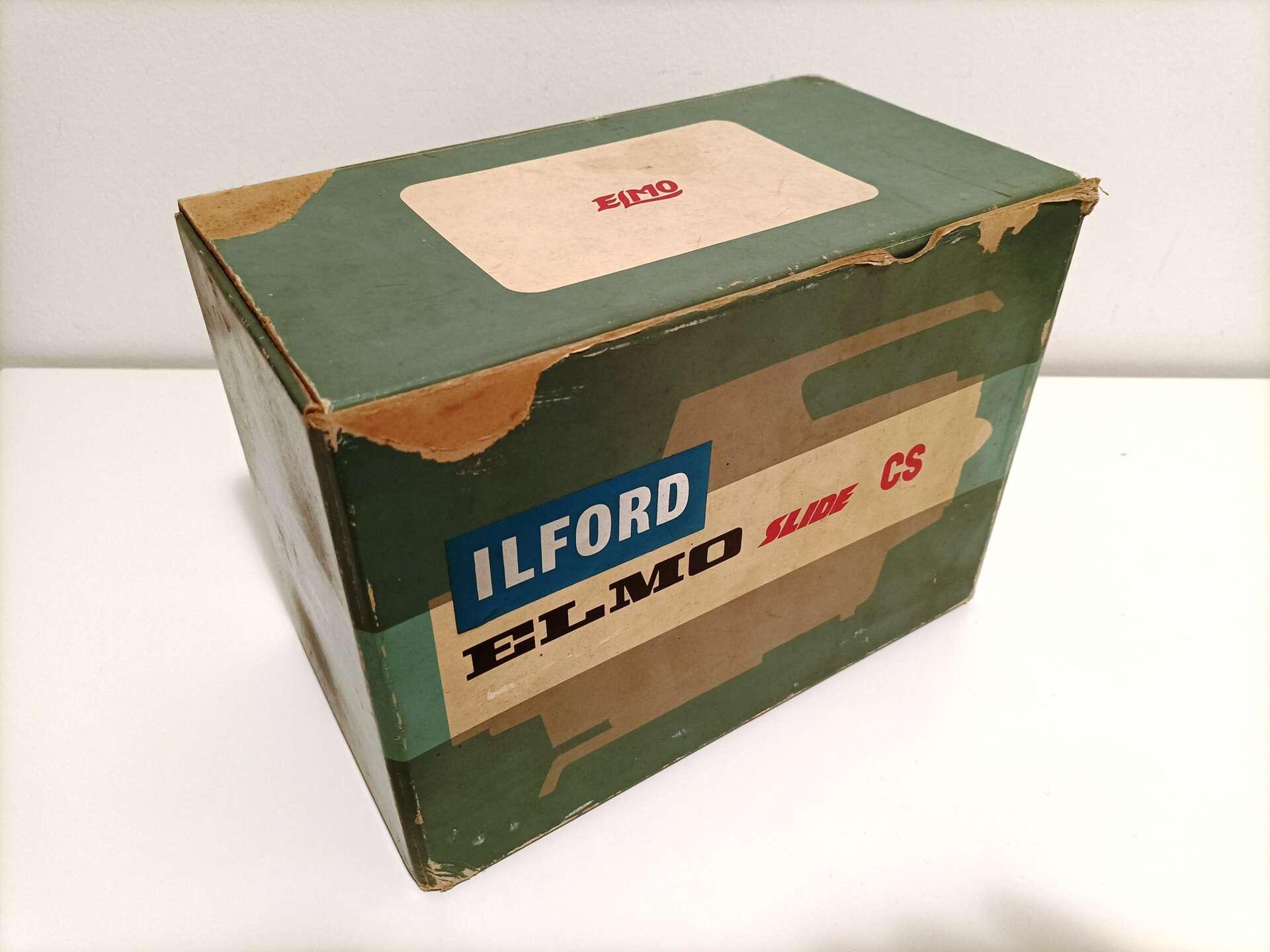 Proiettore Ilford Elmo CS