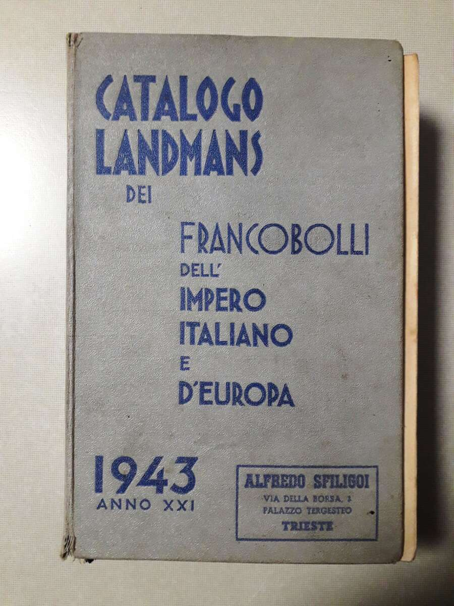 Catalogo Landmans