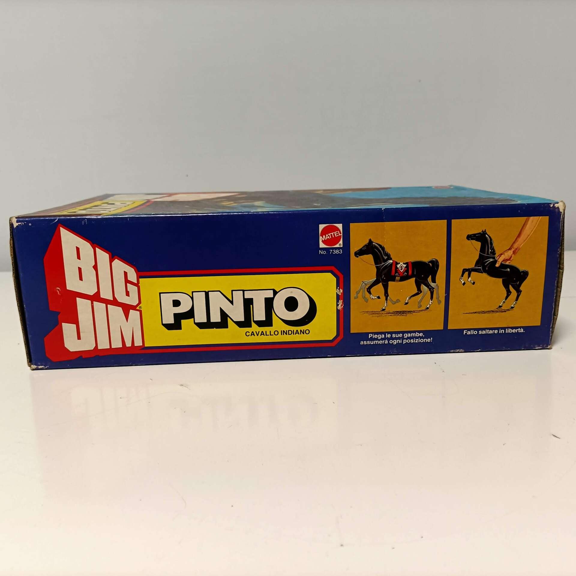 Pinto - Big Jim