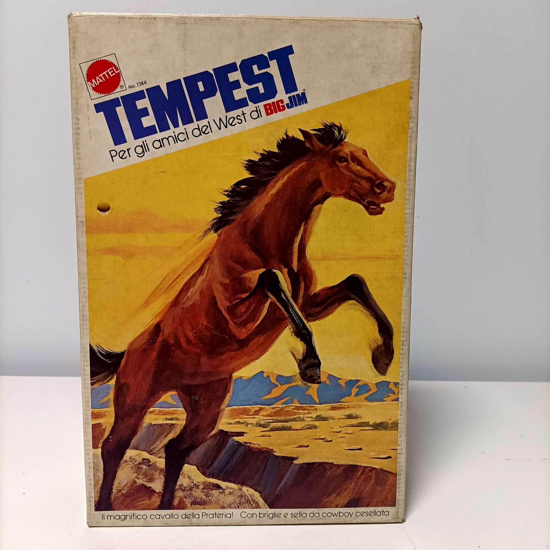 Tempest - Big Jim