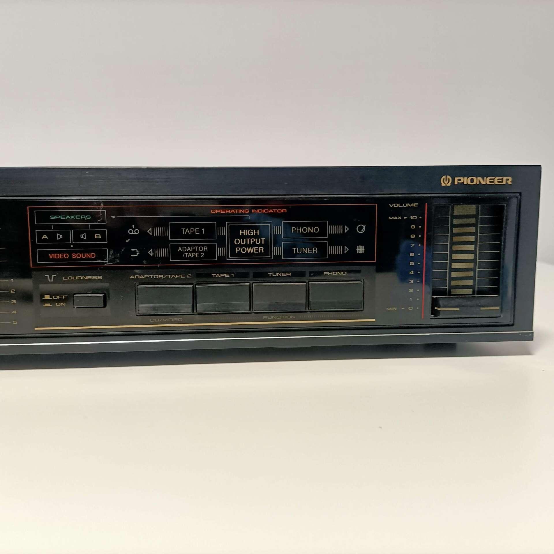 Amplificatore Pioneer