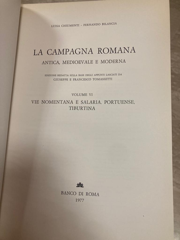 La Campagna Romana