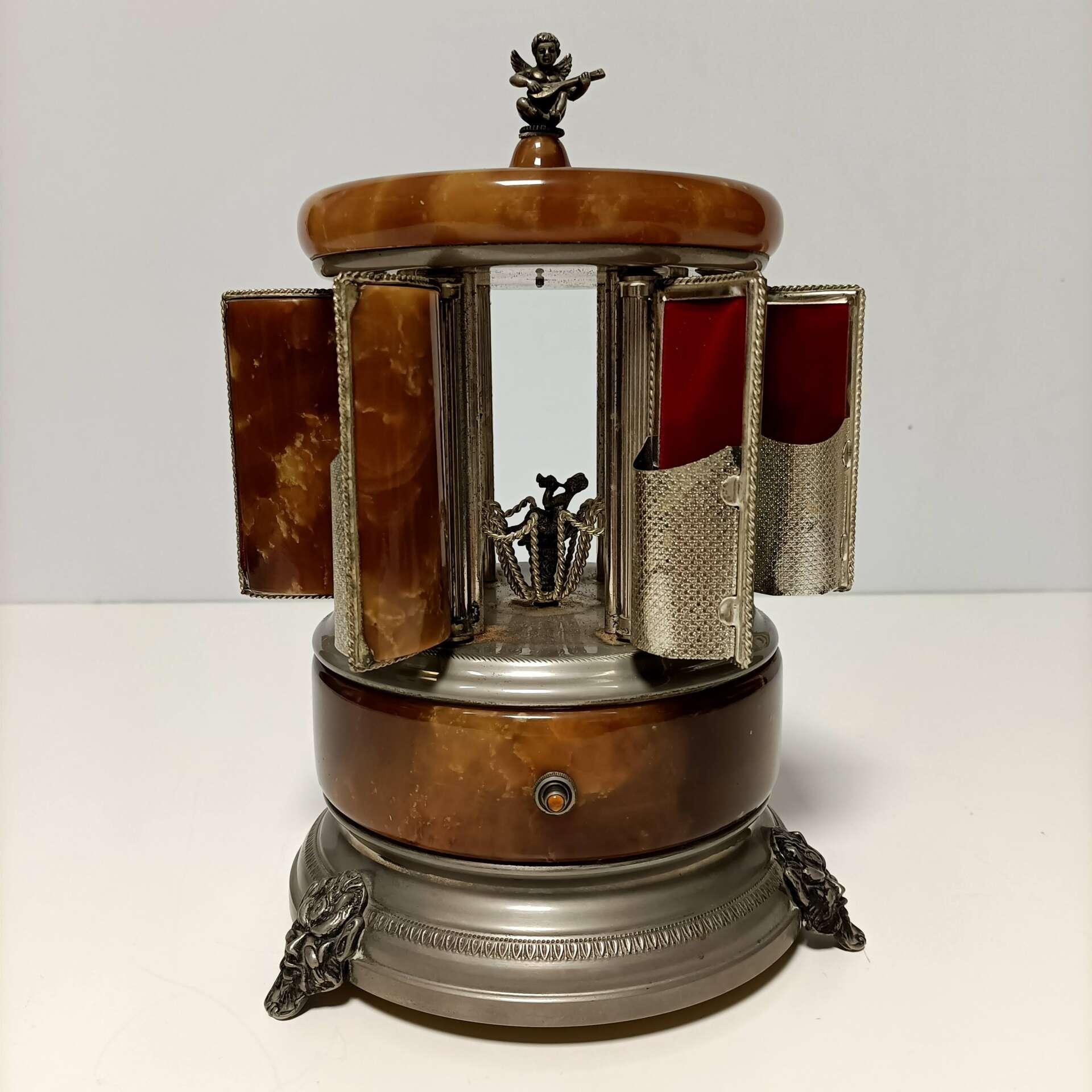 Carillon portasigarette