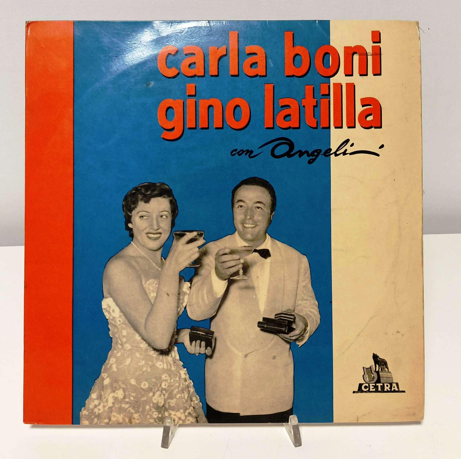 Carka Boni Gino Latilla
