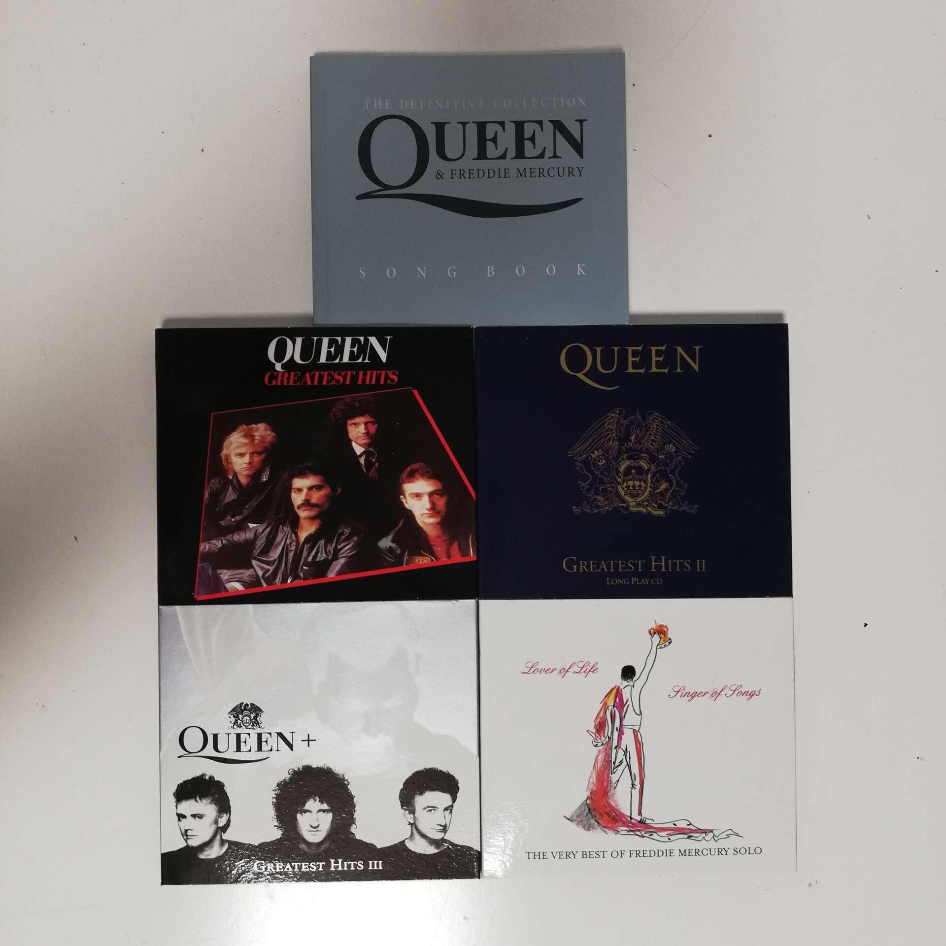 Cofanetto CD Queen