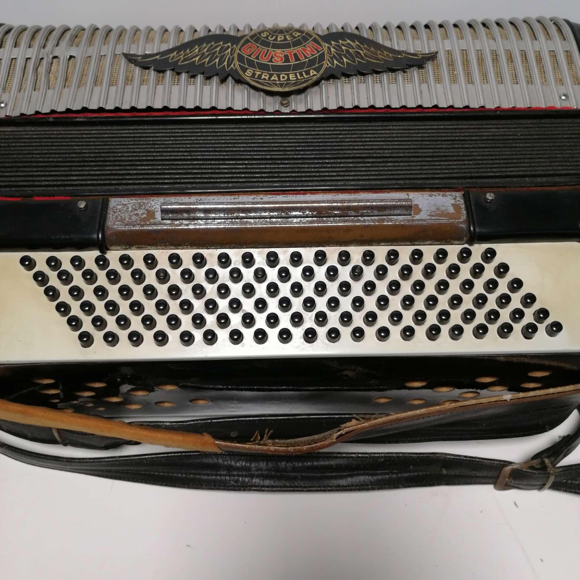 fisarmonica Giustini Stradella