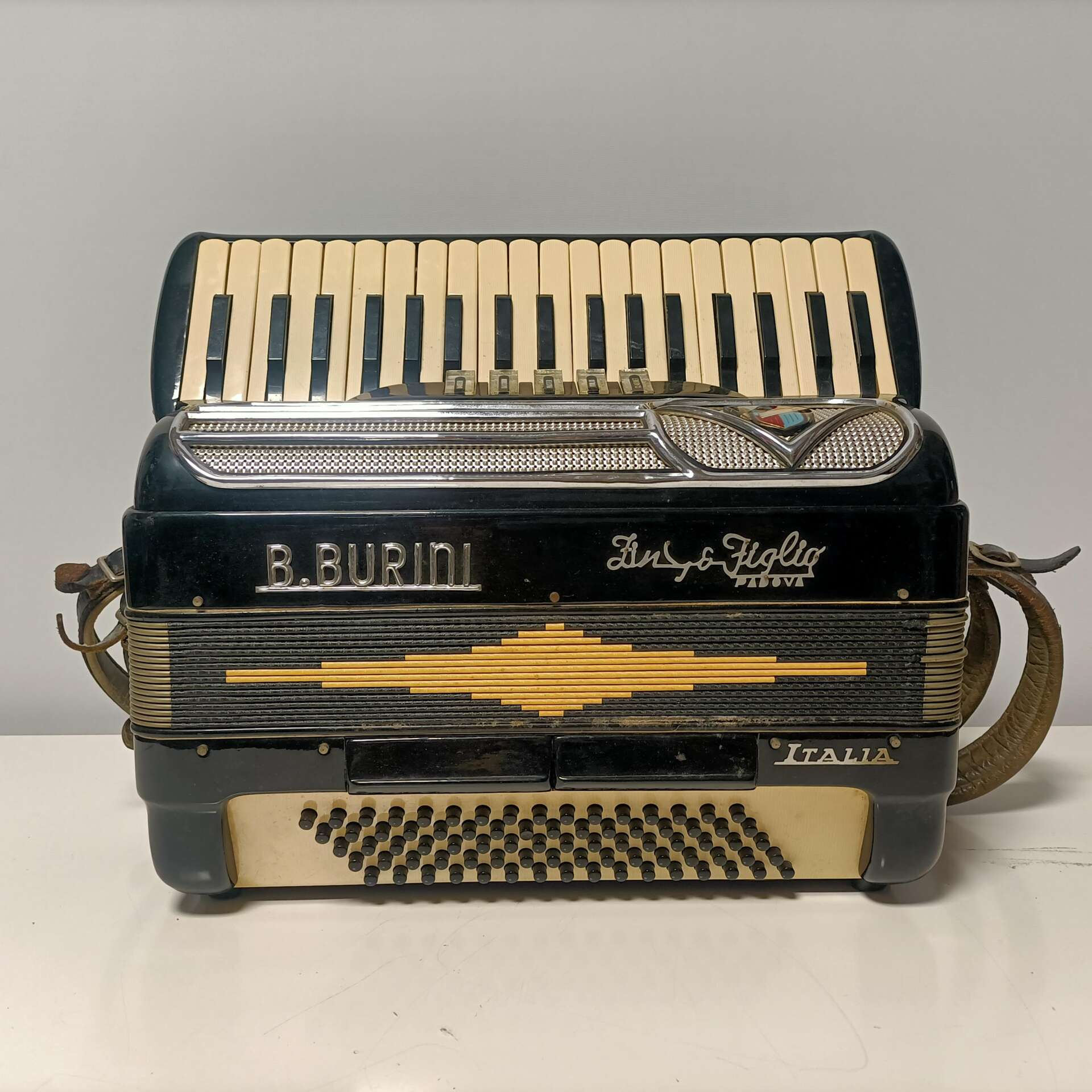 Fisarmonica Burini