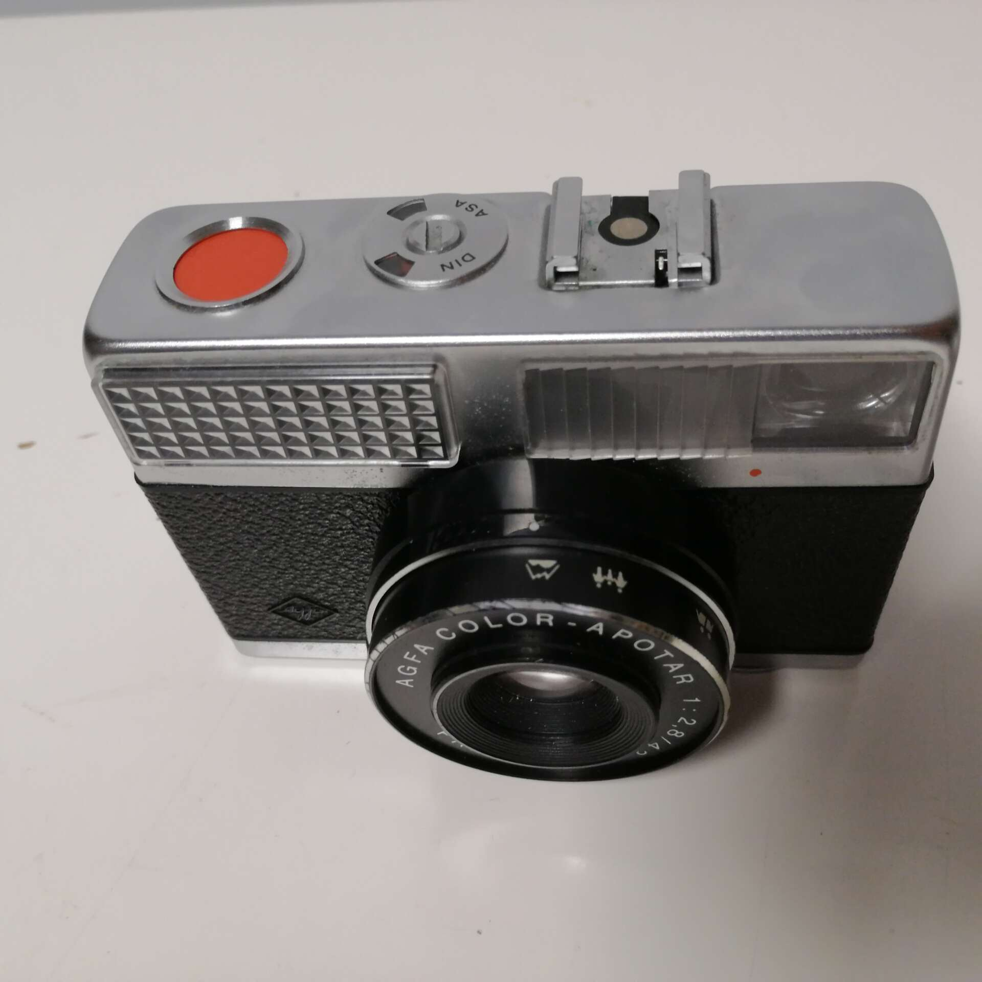 AGFA macchina fotografica vintage