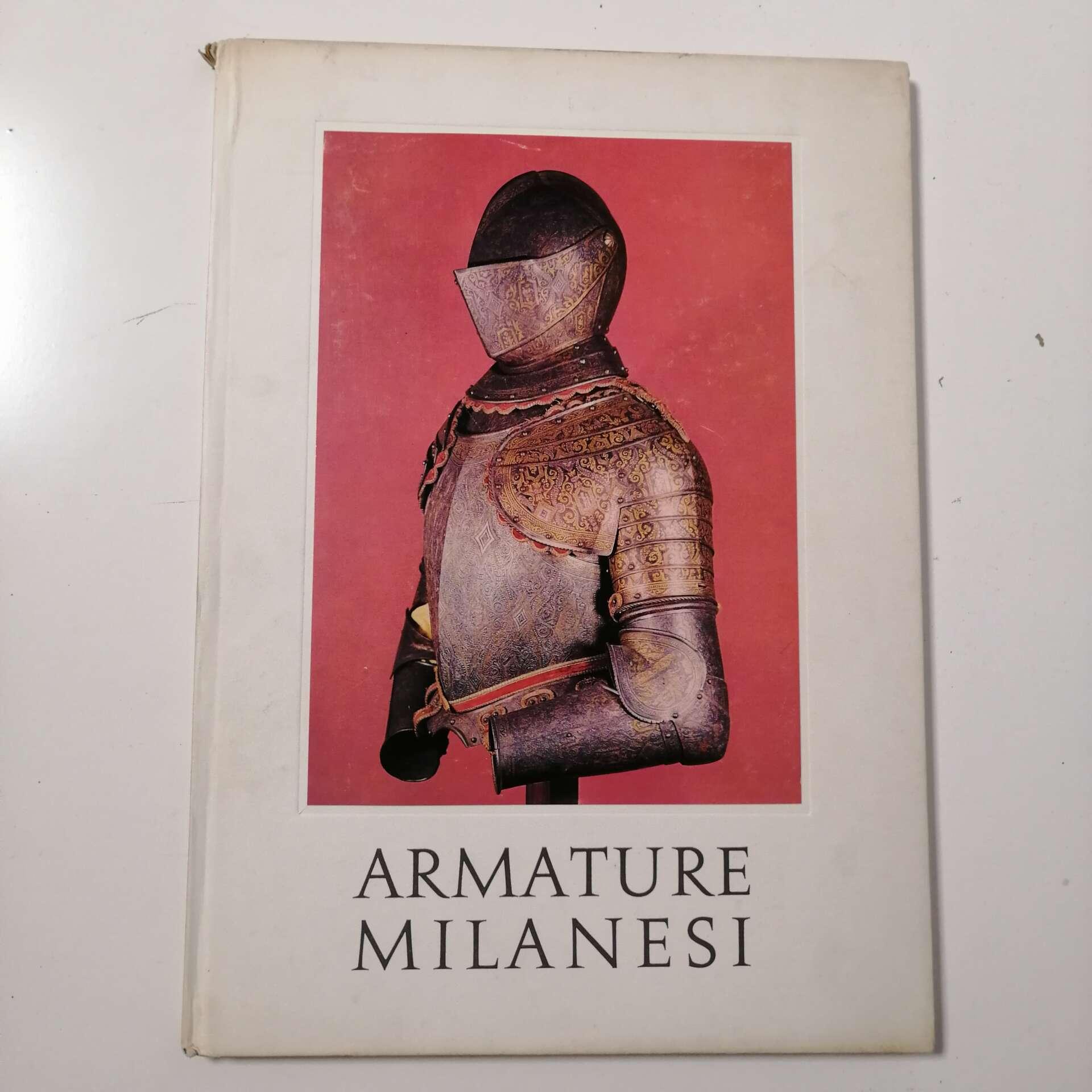 libro armature milanesi